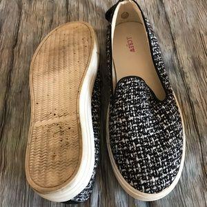 J. Crew Shoes - J Crew Slip On Flats